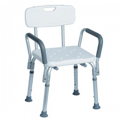 Aluminum shower chair |...
