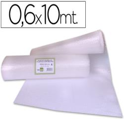 Plastico burbuja liderpapel 0.60x10m 21258-BU60
