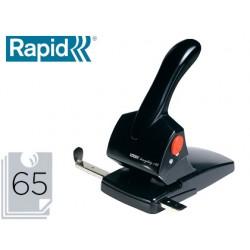 Taladrador rapid hdc65 fashion metalico/abs color negro