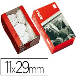Etiquetas colgantes 385 11 x 29 mm -caja de 1000 3163-385