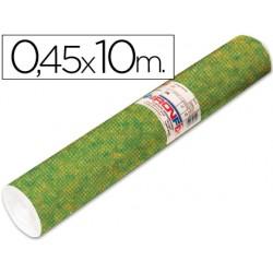 Rollo adhesivo aironfix especial ante verde oscuro 67801 -rollo
