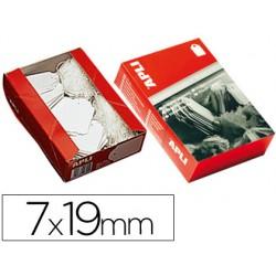 Etiquetas colgantes 383 7 x 19 mm -caja de 1000 3171-383