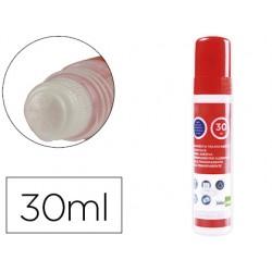Pegamento transparente liderpapel liquido para papel 30 ml