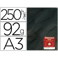 Papel vegetal diamant din a3 92 gr hoja 5766-DIN-A-3