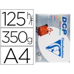 Papel fotocopiadora clairefontaine din a4 350 gramos paquete de