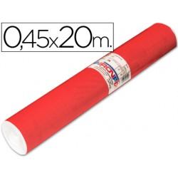 Rollo adhesivo aironfix unicolor rojo mate claro 67151-rollo de