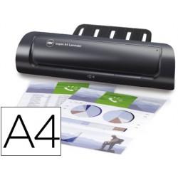 Plastificadora inspire formato a-4 2 rodillos hasta 80 micras