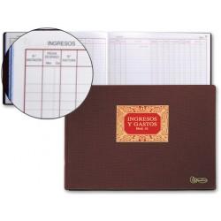 Libro miquelrius n. 61 folio 100 hojas -ingresos y gastos