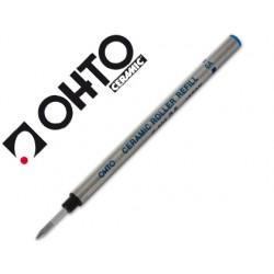 Recambio rotulador roller ohto 0.7 negro 18145-C307