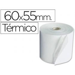 Rollo sumadora termico 60 mm ancho x 55 mm diametro 39292-2363