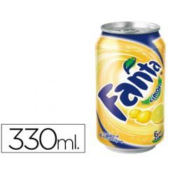 Refresco fanta limon lata 330ml 50063-11550