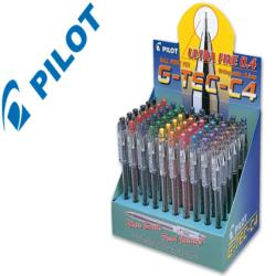 Boligrafo pilot punta aguja g-tec-c4 -expositor de 60 unidades