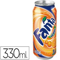 Refresco fanta naranja lata 330ml 50062-11549