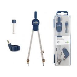 Compas liderpapel articulado -con adaptador universal 16464-MP01
