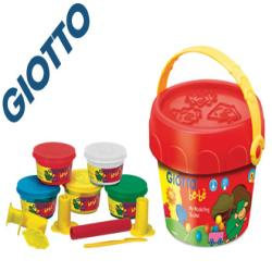Pasta giotto bebe para modelar cubo maxi con accesorios