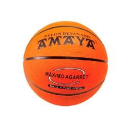 Balon amaya de basket caucho naranja oficial n 7 68968-700205