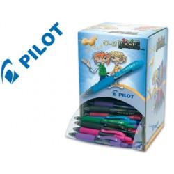 Boligrafo pilot g-2 pixie tinta gel -retractil -sujecion de