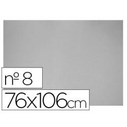 Carton gris nº 8 76x106 cm -hoja 1855-8