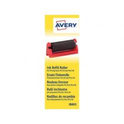 Rodillo entintador avery para etiquetadora pl1/8 y pl2/18 color