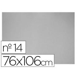 Carton gris nº 14 76x106 cm -hoja 1850-14