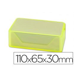 Caja para tarjetas de visitas 110x65x30mm 1966-PL01