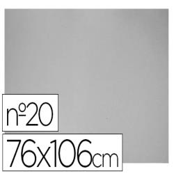 Carton gris nº 20 76x106 cm -hoja 1853-20