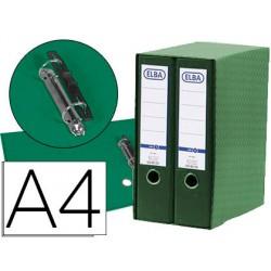 Modulo elba 2 archivadores de palanca din a4 con rado 2 anillas