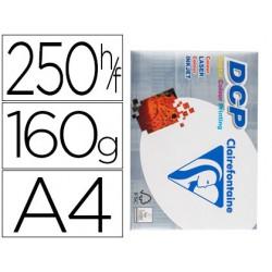 Papel fotocopiadora clairefontaine din a4 160 gramos paquete de
