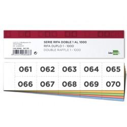 Tira de rifa doble 8068-RI02