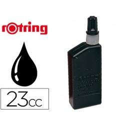 Tinta china rotring negra -frasco de 23 cc 8016-S0194660