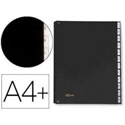 Carpeta clasificadora fuelle pardo carton compacto folio 12
