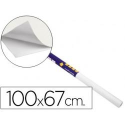 Pizarra blanca clipper -rollo de 100x67 cm 7178-PP0602