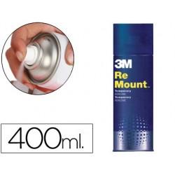 Pegamento scotch spray remoun 400 ml adhesivo reposicionable