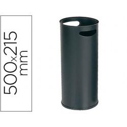 Paraguero metalico 306 negro medida 50x21.5 cm 23326-306-N