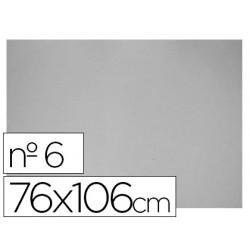Carton gris nº 6 76x106 cm -hoja 1856-6