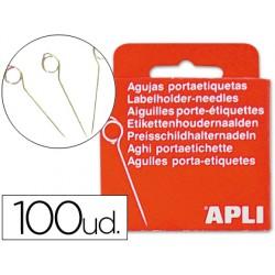 Agujas portaetiquetas -caja de 100 325-431