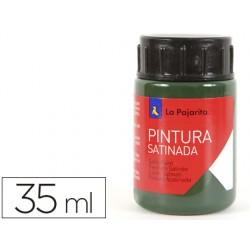 Pintura latex la pajarita verde pino 35 ml 25134-L-41