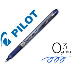 Rotulador pilot punta aguja v-5 grip azul 0.5 mm 33879-V-5 GRIP