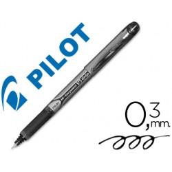Rotulador pilot punta aguja v-5 grip negro 0.5 mm 33880-V-5