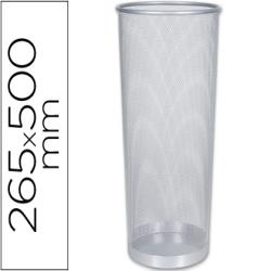 Paraguero metalico q-connect kf00828 rejilla plata -265