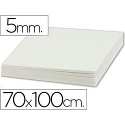 Carton pluma liderpapel doble cara 70x100 espesor 5 mm