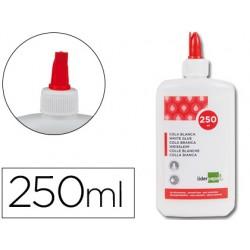 Pegamento cola blanca lavable liderpapel 250 ml 36475-PG03