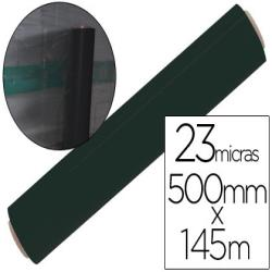 Film extensible manual bobina -ancho 500 mm. -largo 145 mt