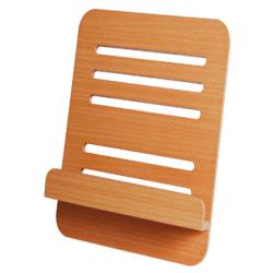 Atril sujetalibros madera l-88 230x270x30 mm 37672-AR02