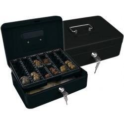 "Caja caudales q-connect 10"" 250x180x90 mm negra con"