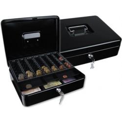 "Caja caudales q-connect 12"" 300x240x90 mm negra con"