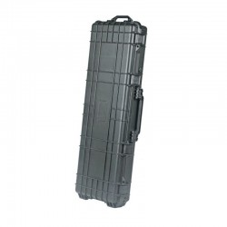 Suitcase with wheels ALR2, suitcase with foam rubber for IP67