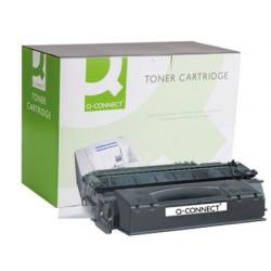 Toner q-connect compatible hp 1320/3390/3392 negro q5949x