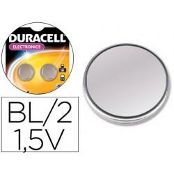 Pila duracell alcalina lr44 blister 2 boton 39182-S0560080