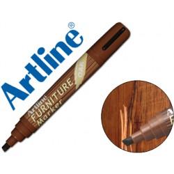 Rotulador artline marcador permanente ek-95 furniture oak-roble